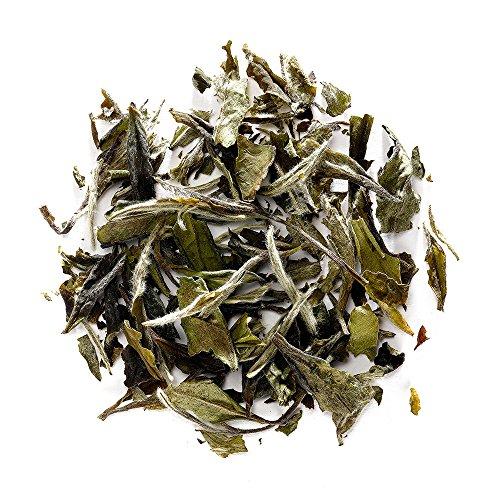 Bai Mu dan Tè Bianco - puro in foglia - Chiamato anche Pai Mu Tan - Pai Mutan - White Peony