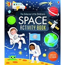 Little Children's Space Activity Book by Rebecca Gilpin (2015-12-01)