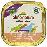 Almo Nature Daily Menu BIO Hundefutter mit Lachs (300 g)