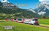Glacier Express 2019: St. Moritz /Davos - Zermatt
