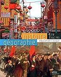 Histoire-Géographie Education civique 1e Bac Pro