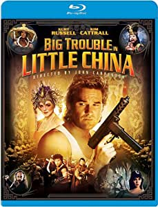 Big Trouble in Little China [Blu-ray] [US Import]