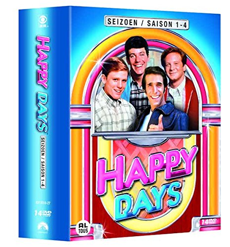 Happy Days - Complete Collection Series 1 + 2 + 3 + 4 (14 DVD Box Set)
