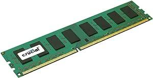 Crucial CT25664BA160BJ Simm Memoria da 2 GB, DDR3, PC1600