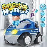 Maximum RC - RC Polizeiauto für Kleinkinder - abschaltbare Sound- und Musikeffekte - RC Auto für Kinder ab 3 Jahren Test