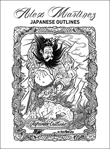 Japanese Outlines por Alex Martinez