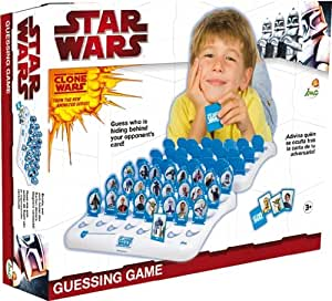 Clone Wars Guessing Game