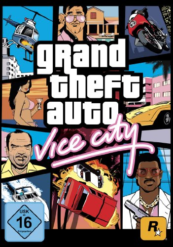 ce City [PC Steam Code] (Gta Vice City Download)