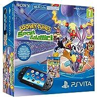 PlayStation Vita: Console + Looney Tunes GS [Bundle]