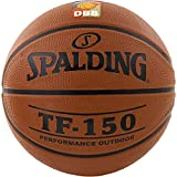 Spalding Basketball TF150 DBB Out 83-103z, Orange, 6, 3001507010216