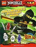 Collector's Sticker Book (Lego Ninjago)