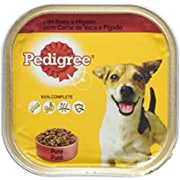 Tarrina para Perros Buey e Hígado - [Pack de 20]