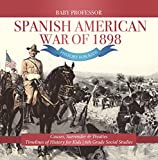 Know the facts about the Spanish American War of 1898. Read this book to learn about what caused the war, who the main personalities were, how it ended and what were the treaties that contributed to it. Reading about historical truths does not have t...