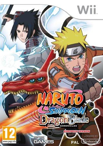 NINTENDO NARUTO SHIPPUDEN : DRAGON BLADE CHRONICLES WII (Chronicles Dragon Blade)