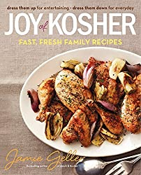 Joy of Kosher: Fast, Fresh Family Recipes by Jamie Geller (2013-10-15)