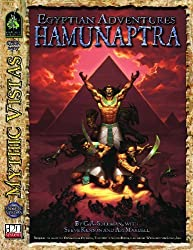 Egyptian Adventures: Hamunaptra (Mythic Vistas) by C. Amadeus Suleiman (2013-10-23)