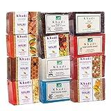 Khadi Mauri Herbal Ayurvedic Soaps Pack ...