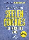 Seelen-Quickies für jeden Tag: Abreißkalender 2019