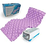 Mobiclinic, Mobi 1, Anti-decubitus matras, Wisselende cellen en compressor, graad 1 UPPs, 130 luchtcellen, luchtmatras, met w
