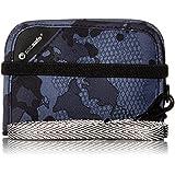 Pacsafe RFIDsafe V50 Anti-Theft RFID Blocking Compact Wallet, Grey Camo