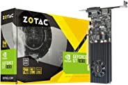 ZOTAC GeForce GT 1030 2GB GDDR5 64-bit PCIe 3.0 DirectX 12 HDCP Ready Low Profile Video Card