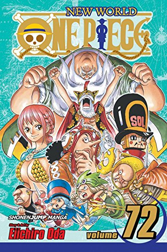 One Piece Volume 72