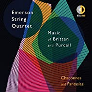 Chaconnes and Fantasias: Music of Britten and Purcell