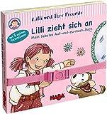 HABA 5920 - Verschlüssebuch: Lilli zieht sich an