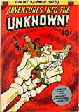 Adventures into the Unknown - Issues 027 & 028 (Golden Age Rare Vintage Comics Collection (With Zooming Panels) Book 14) (English Edition)