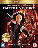 Hunger Games. The: Catching Fire [Edizione: Regno Unito] [Blu-ray] [Import italien]