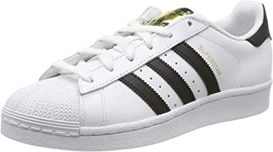 adidas Originals Superstar J, Scarpe da Ginnastica Basse Unisex-Bambini