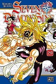 Seven Deadly Sins, tome 29 par Nakaba Suzuki