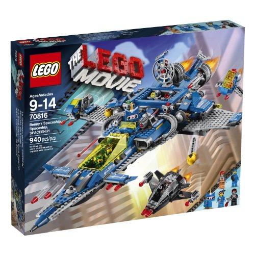 LEGO-Movie-70816-BennyS-Spaceship-Spaceship-Spaceship-Building-Set