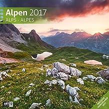 Alpen 30 x 30 cm 2017