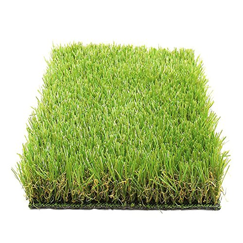 Arificial Grass For Balcony or Doormat, Soft and Durable Plastic Turf Carpet Mat, Artificial Grass(1. 5 X 2 Feet) (By Lowrence)