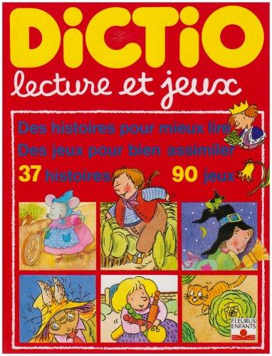 Dictio : Lecture et jeux par Laurence Boukobza, Annick Moulinier, Émilie Beaumont