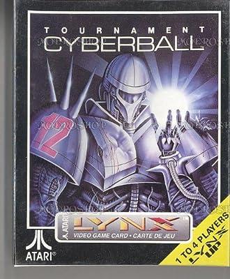 Tournament Cyberball Atari Lynx