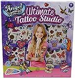 Grafix 200 Piece Ultimate Tattoo Studio Arts Craft Kids Activity Set