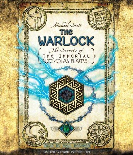 The Warlock: The Secrets of the Immortal Nicholas Flamel by Michael Scott (2011-05-24)