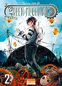 Green Mechanic Edition simple Tome 2