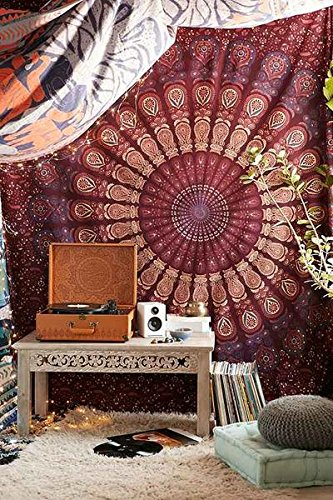 urban-mandala-tapestry-bohemian-bedding-queen-indian-wall-hanging-hippie-dorm-decor-boho-picnic-blan