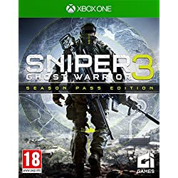 Sniper: Ghost Warrior 3 Season Pass Edition (Xbox One) - [Edizione: Regno Unito]