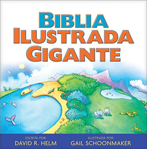 Biblia Ilustrada Gigante por David R. Helm