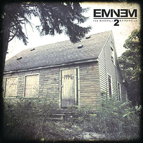 eminem vinyl The Marshall Mathers [Vinyl LP]
