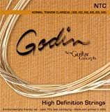 Godin guitares 009350Nylon Cordes classiques, Medium