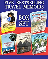 Five Bestselling Travel Memoirs Box Set (English Edition)