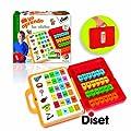 Diset 63747 - Yo Aprendo Las Sílabas por Diset