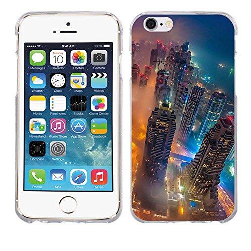 Custodia iPhone 6 6S Cover, Fubaoda Custodia Chiaro Cristallo, [Scheletro] Immagine vivida, TPU Bumper Case Silicone Case 6 6S, Anti-graffio Copertura Tacsa Caso Case Cover per Apple iPhone 6 6S pic: 05