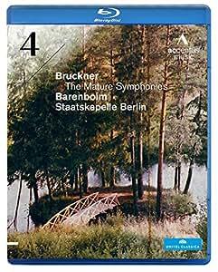 Bruckner Symphony No. 4 (The Mature Symphonies) (Daniel Barenboim, Staatskapelle Berlin) (Accentus Music: ACC10217) [Blu-ray] [2013] [2012]