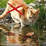 Gardigo Solar Katzenschreck Tiervertreiber wetterfest Ultraschall - 8